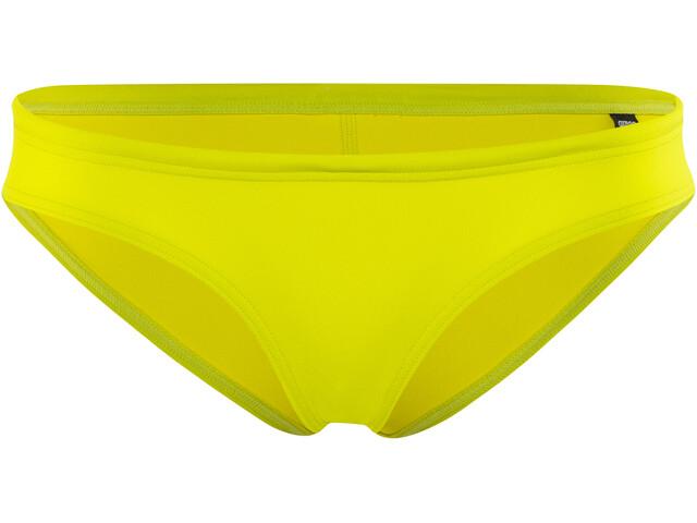 arena Unique Zwemslip Dames, soft green-yellow star